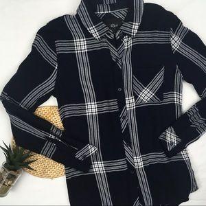 Rails Hunter Plaid Button-up Supersoft Flannel